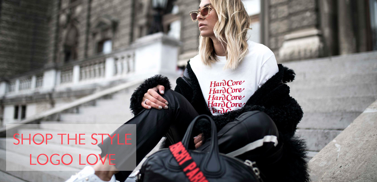 Shop the Style: Logo Love