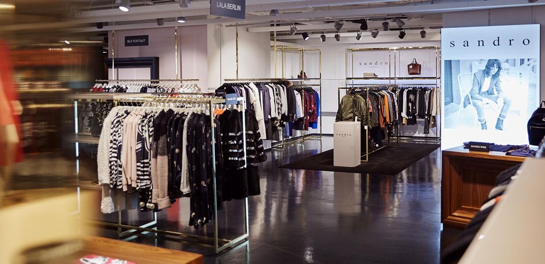 Women's Fashion at STEFFL Department Store
