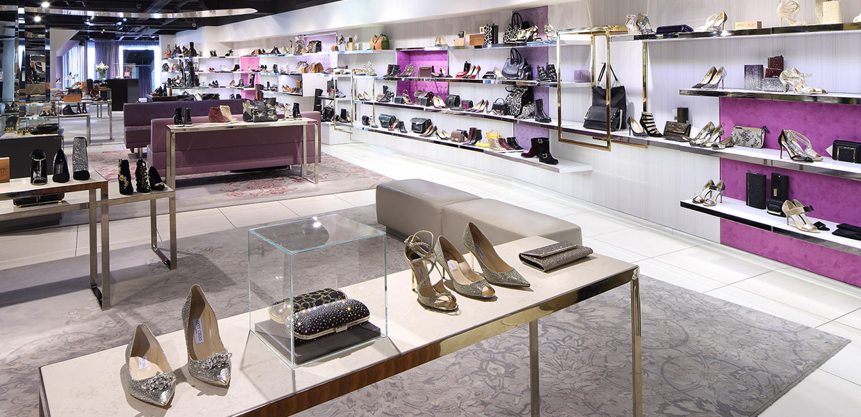 STEFFL Department Store Shoe paradise