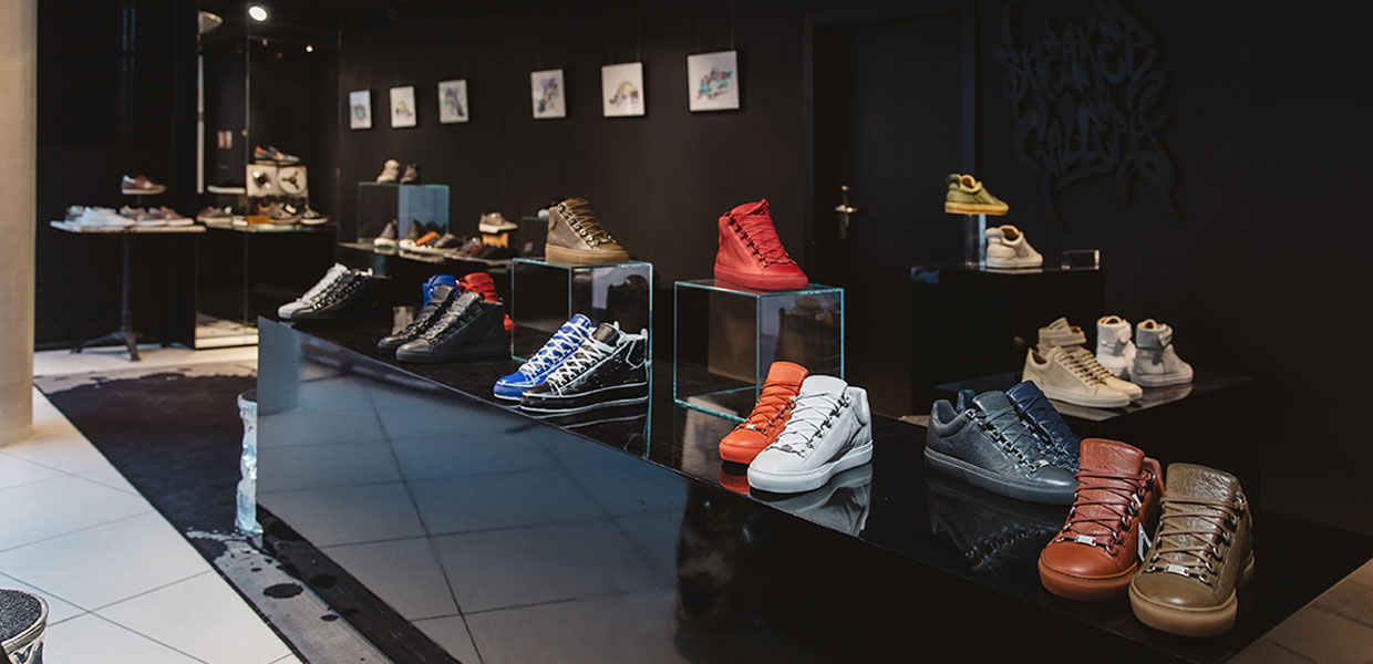 Steffl Shoes The 6th Floor Sneaker Gallery Luxury