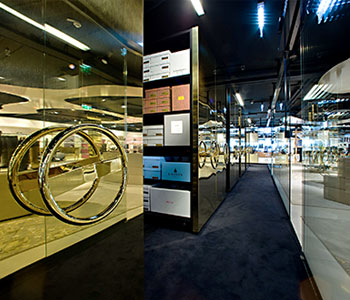 Private Shopping in the Steffl Department Store Vienna